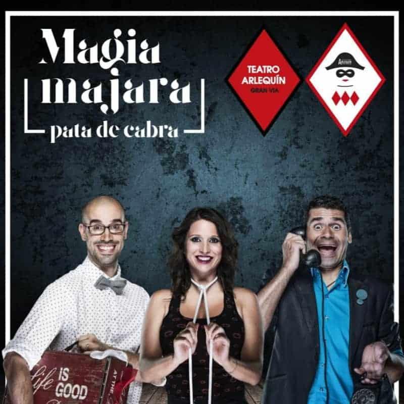 Magia Majara-para sorteo