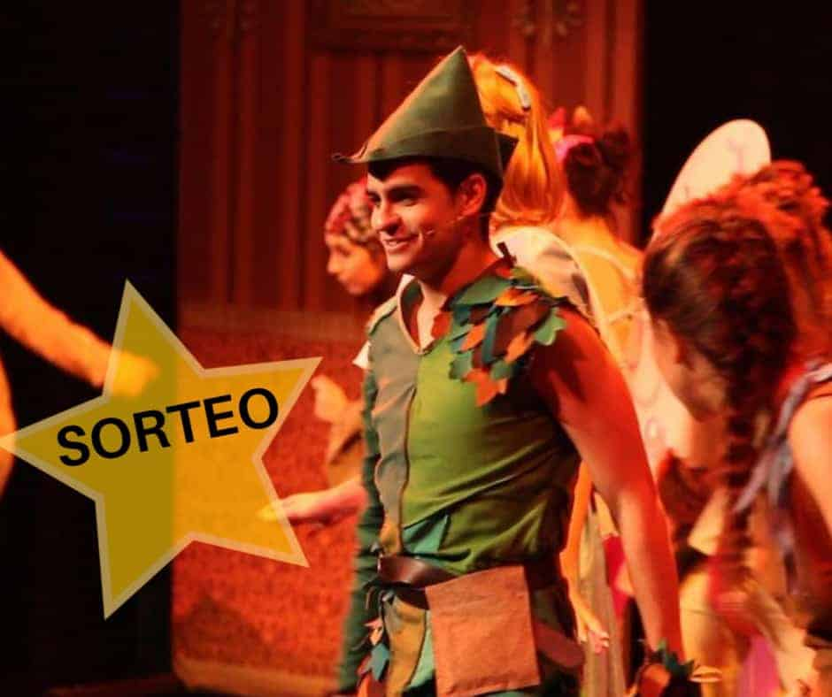 Sorteo Peter Pan