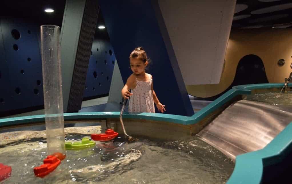 museos con niños, Cosmocaixa Barcelona