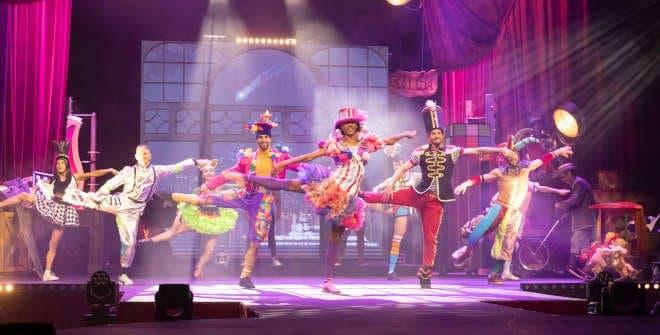 Circo Price, Navidad Madrid 2020