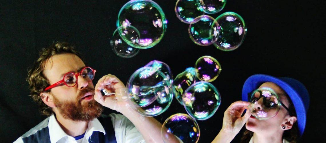 Burbujas, compañía 7 Burbujas
