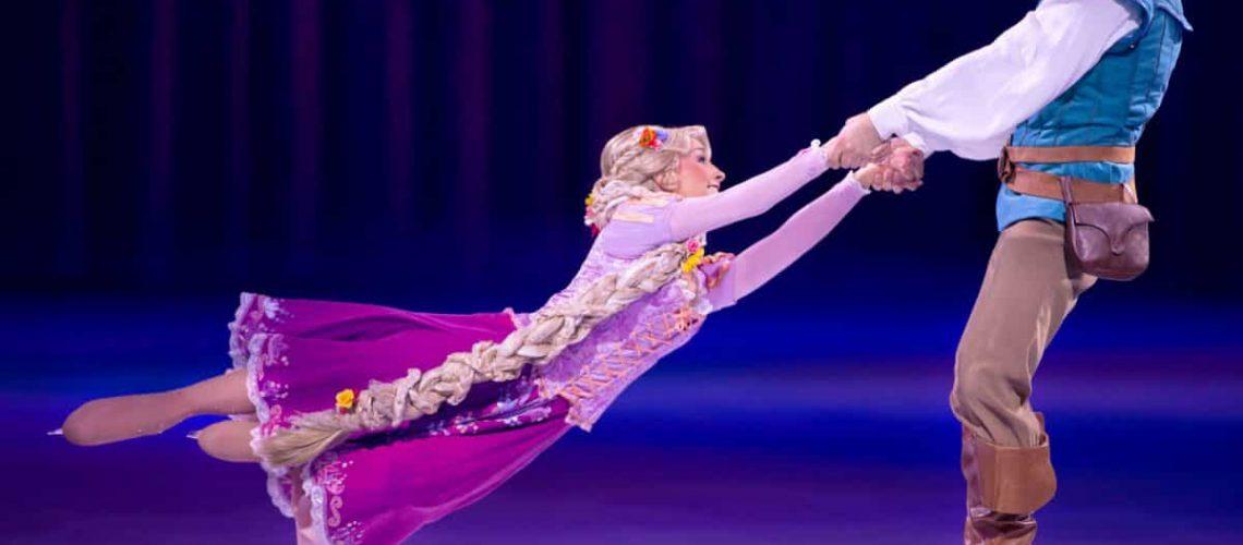 Disney on Ice 100 años de magia, 2020