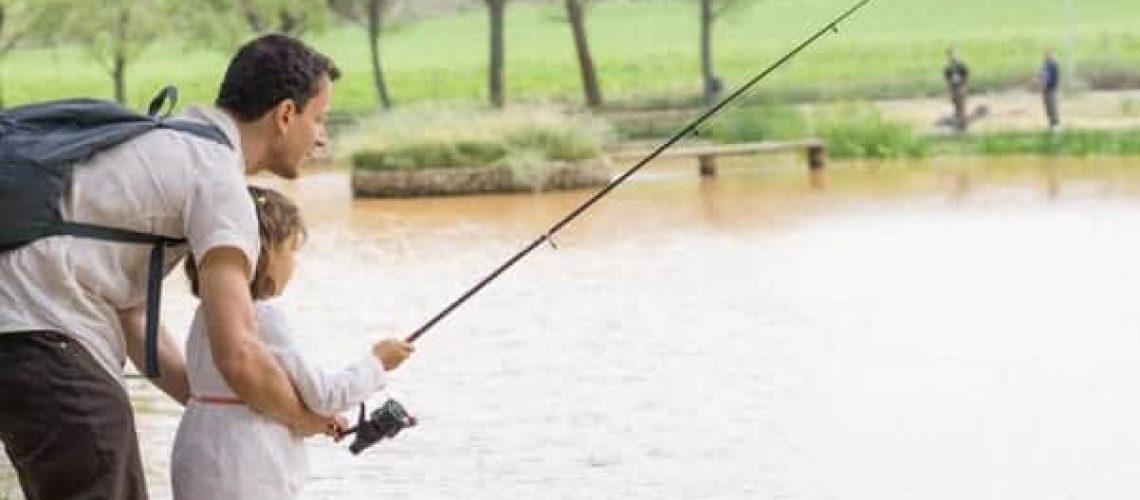 Un dia de pesca con Rural It